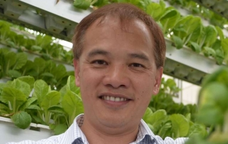 The founder Jack Ng